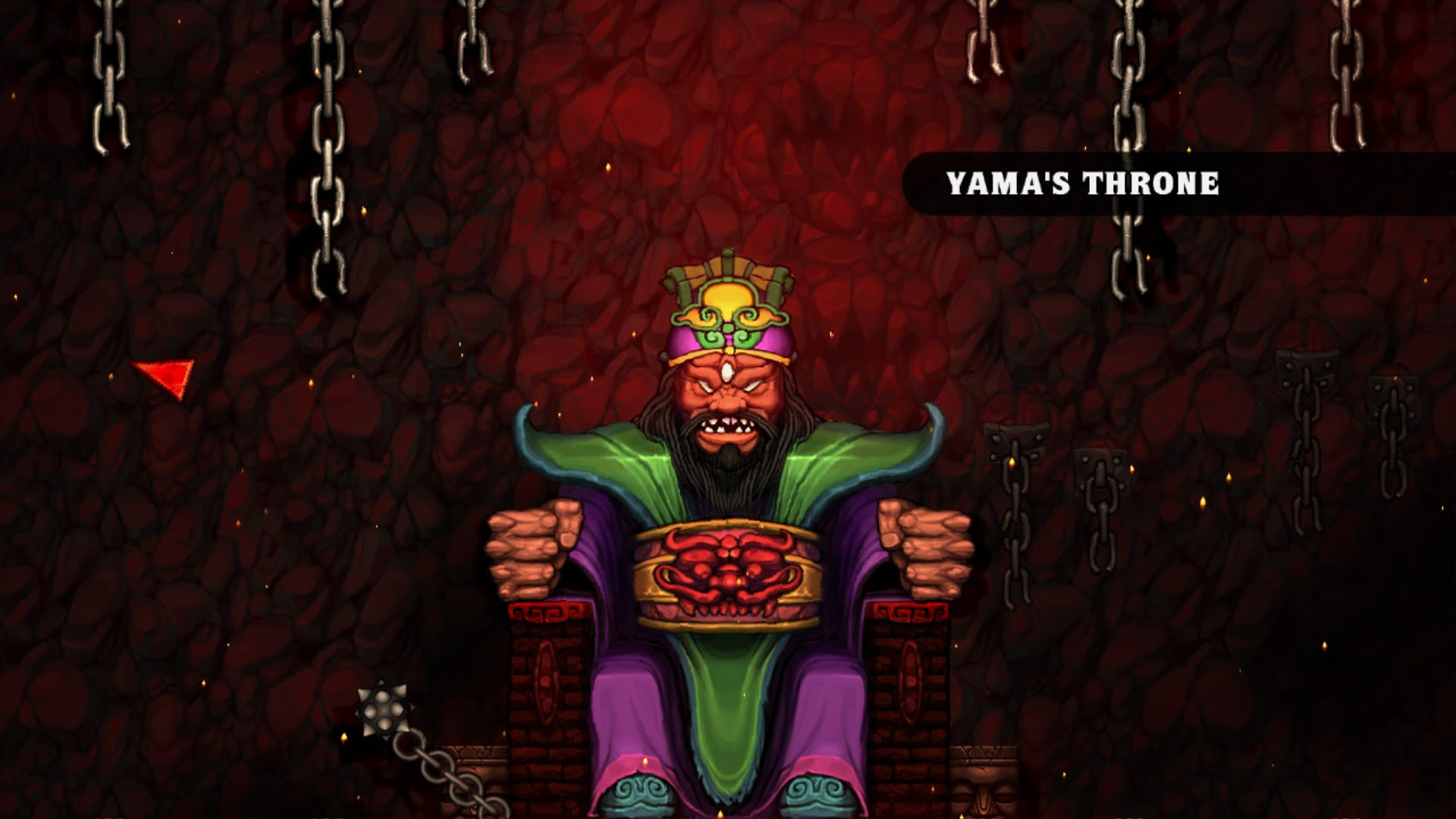 Yama's Throne