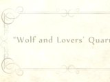 Wolf and a Lovers' Quarrel