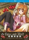 Spice & Wolf Complete Series Blu-ray & DVD Combo