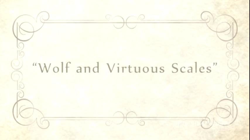 Wolf and Virtuous Scales