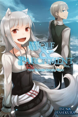 Wolf & Parchment New Theory Spice & Wolf LN Volume 1.jpg
