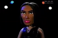 Posh Spice in Celebrity Deathmatch