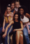 5 Spice Girls