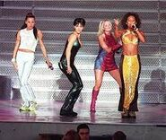 Spice girls live in canada