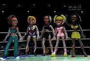 Celebrity Deathmatch Deathbowl '98 Hansen Vs Spice Girls