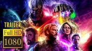 🎥 AVENGERS 4 ENDGAME (2019) Full Movie Trailer in Full HD 1080p