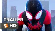 Spider-Man Into the Spider-Verse Teaser Trailer 1 (2018) Movieclips Trailers