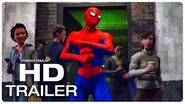 SPIDER-MAN INTO THE SPIDER-VERSE Evil Peter Parker Dance Scene Trailer (NEW 2018) Animated Movie HD