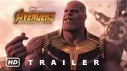 Avengers Infinity War - Snap TV Spot (Thanos Offers Salvation)