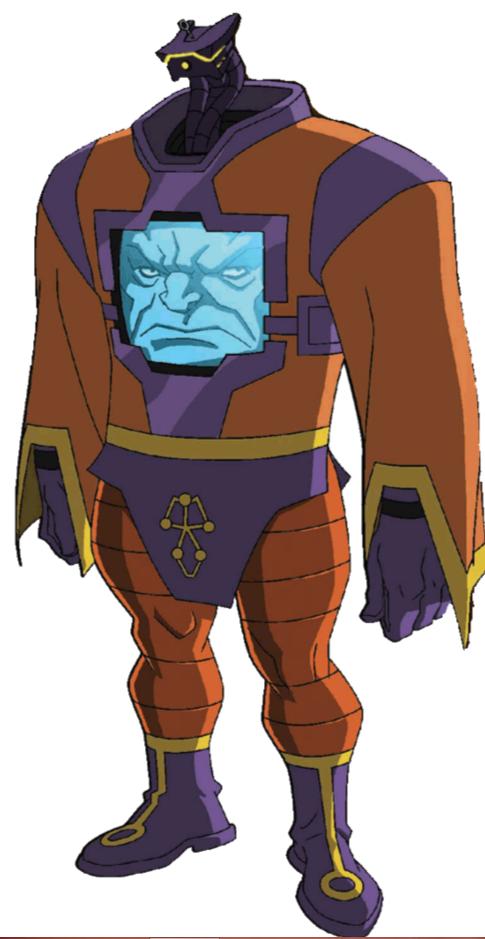 Arnim Zola (Ultimate Spider-Man)