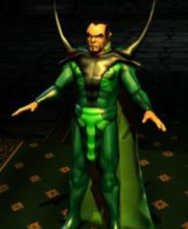 Baron Mordo (Marvel: Ultimate Alliance)