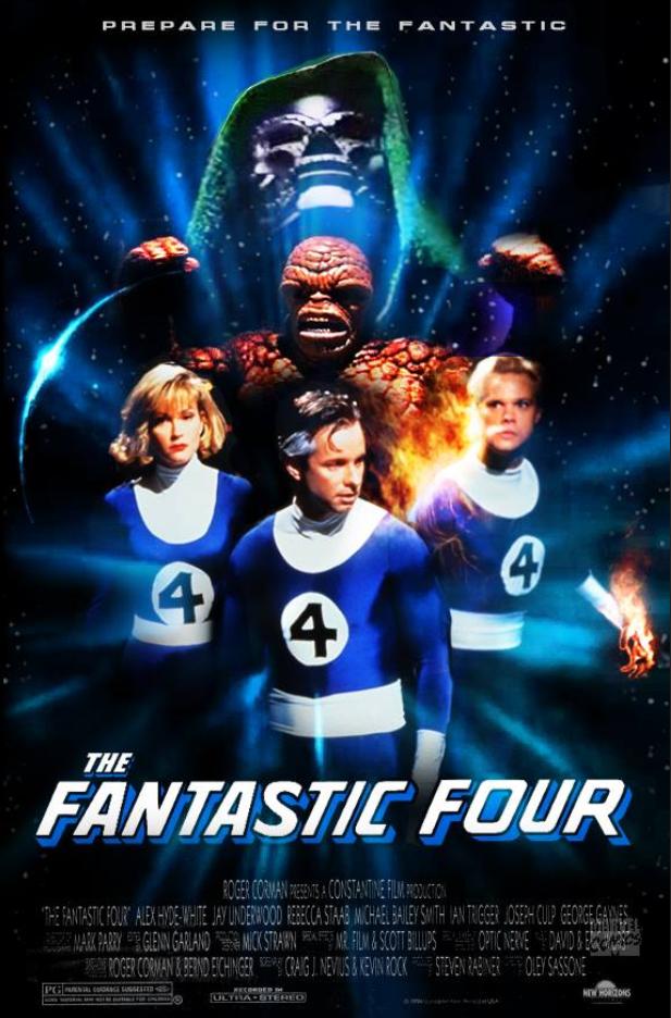 Fantastic Four (1994 Film)