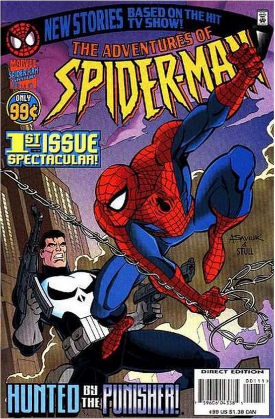 Adventures of Spider-Man