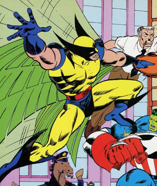 Wolverine (Earth-94823)