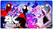 SPIDER-MAN INTO THE SPIDER-VERSE Trailer 4 (4K ULTRA HD) NEW 2018
