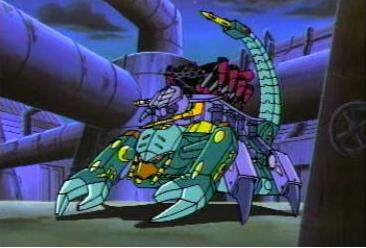 Scorpion (Spider Slayer)