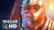 """AVENGERS ENDGAME """"Thanos vs Captain America"""" TV Spot Trailer NEW (2019) Marvel"""