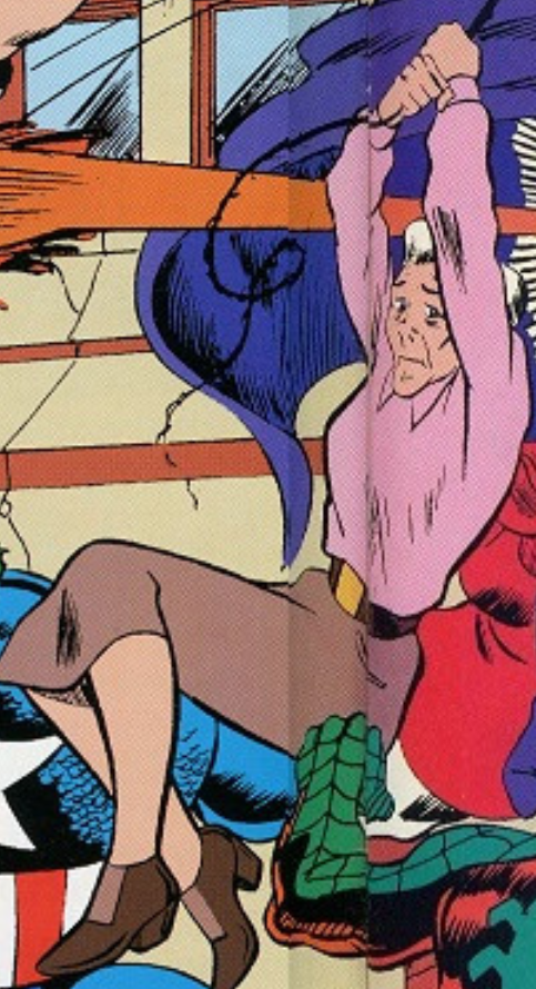 May Parker (Earth-94823)