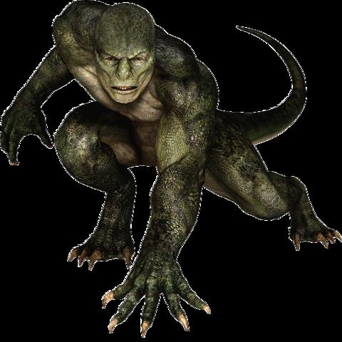 The Lizard (Rhys Ifans)