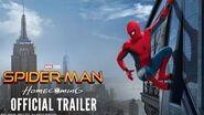 SPIDER-MAN HOMECOMING - Official Trailer 2 - Starring Tom Holland - At Cinemas July 5