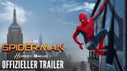 SPIDER-MAN HOMECOMING - Trailer C - Ab 13.7