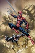 Spider-Man 3 The Black Vol 1 1 Textless