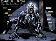 Venom The Black Symbiote
