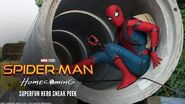 SPIDER-MAN HOMECOMING - Superfun Hero Sneak Peek - Ab 13.7