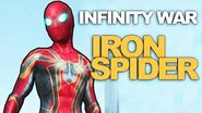 Spider-Man Unlimited HAS Iron Spider from Infinity War!