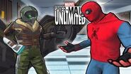 Spider-Man Unlimited - THE VULTURE CIRCLES - Homecoming Event Gameplay BOSS BATTLE
