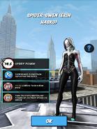 Spider-Gwen (Erin Hasko)