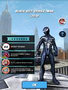 Black Suit Spider-Man (2018)