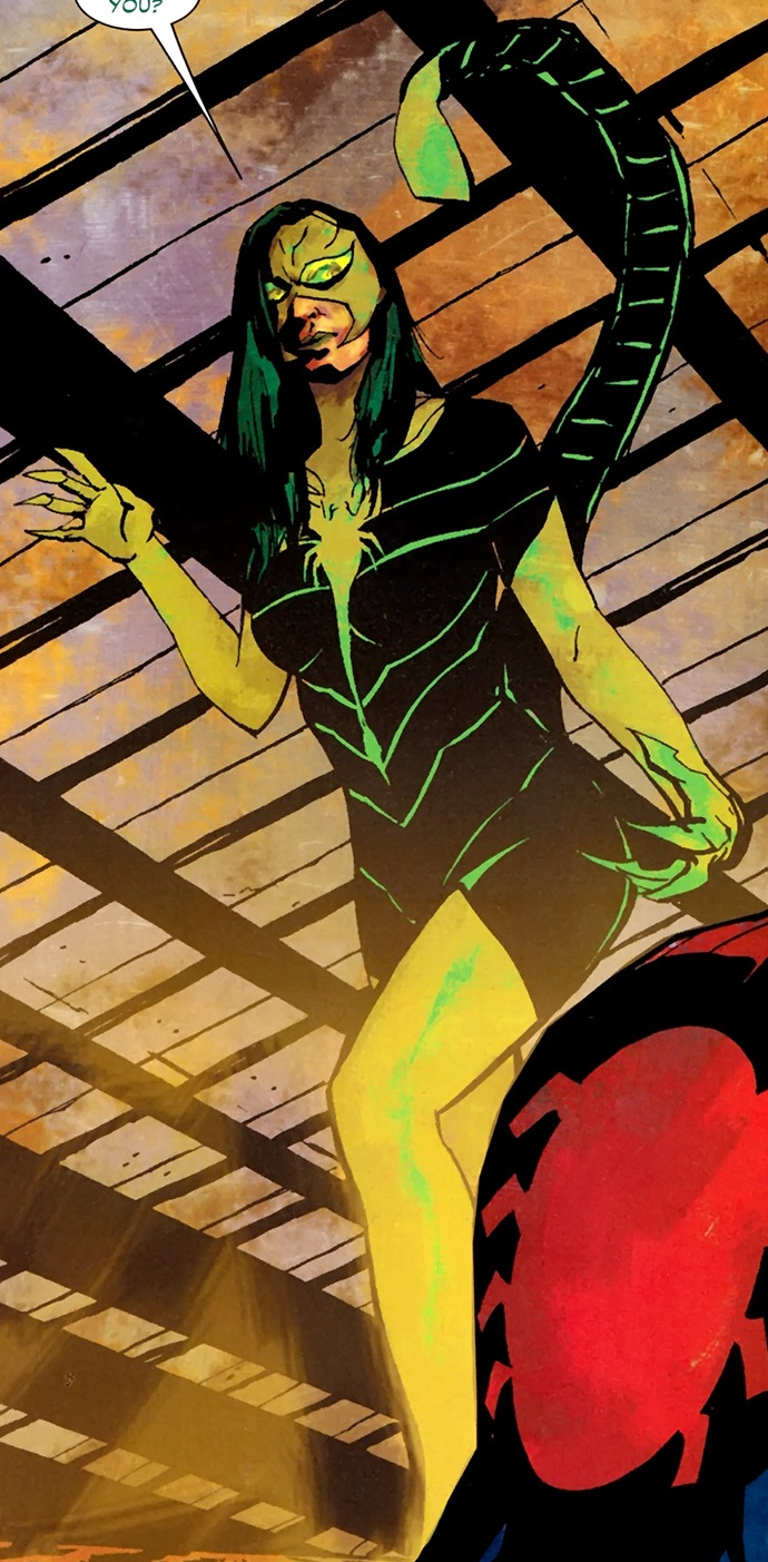 Carmilla Black (Earth-616)