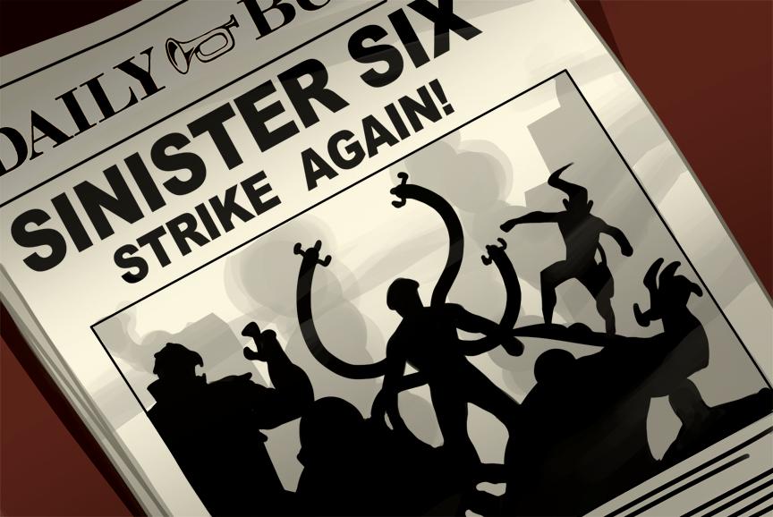 Sinister Six (Earth-TRN562)