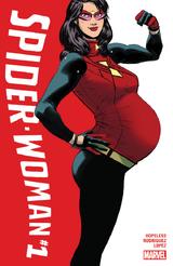 Spider-Woman Vol 6 1