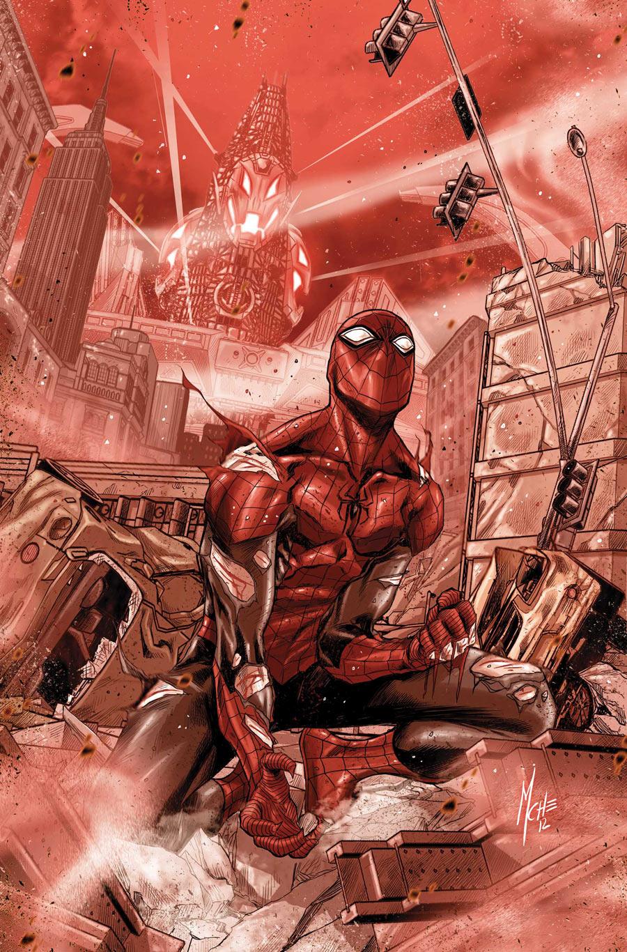 Otto Octavius Earth 10   Spider Man Wiki   Fandom