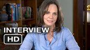 The Amazing Spider-Man Interview - Sally Field (2012)