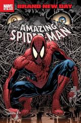 Amazing Spider-Man Vol 1 553