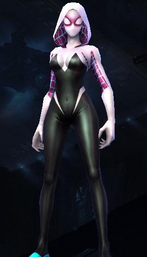 Gwendolyne Stacy (Earth-TRN012)