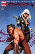 Wolverine & Black Cat Claws 2 Vol 1 1