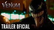 VENOM. Tráiler Oficial HD en español. En cines 5 de octubre.