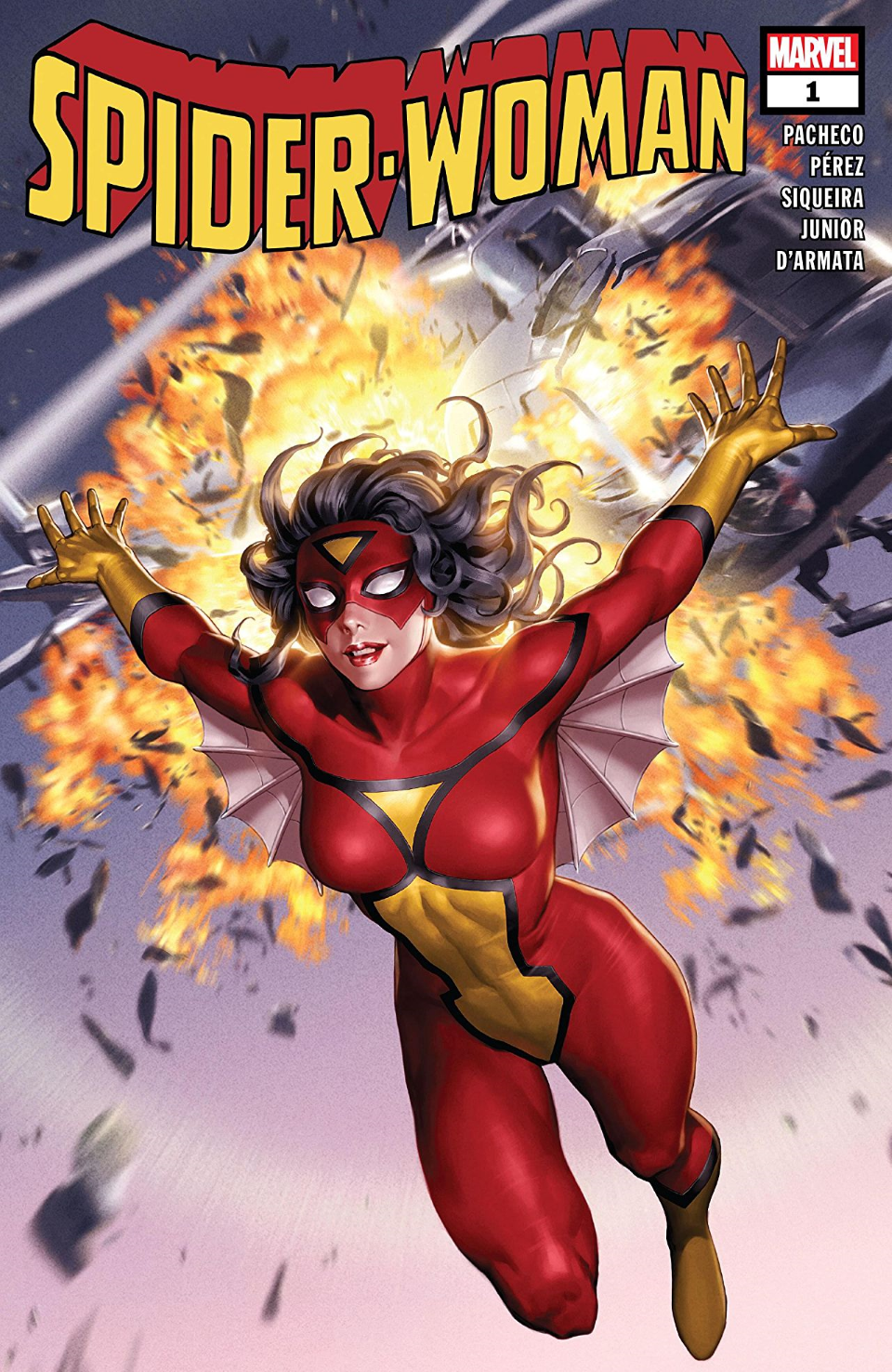 Spider-Woman Vol 7