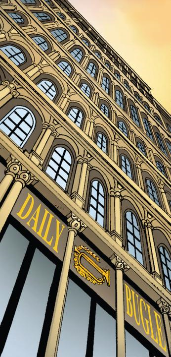 Daily Bugle (Front Line) (Earth-616)