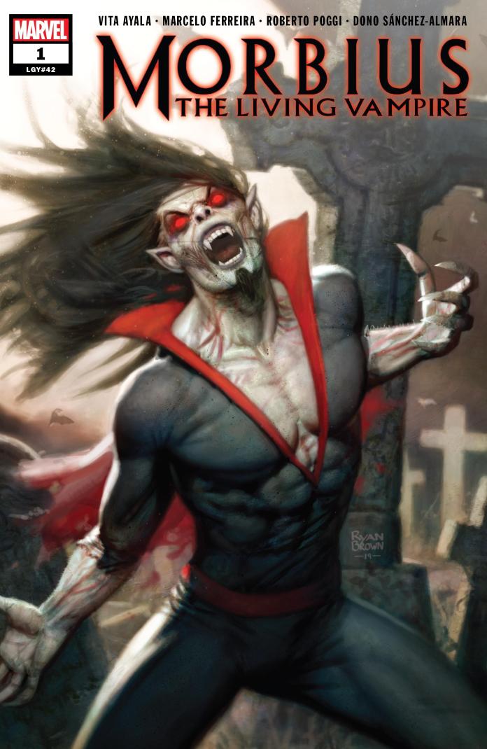 Morbius Vol 1