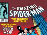 Amazing Spider-Man Vol 1 252