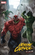 Extreme Carnage Toxin Vol 1 1