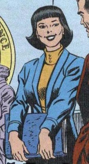 Mary Fitzpatrick (Earth-616)