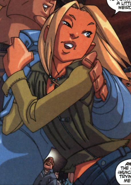 Gwendolyne Stacy (Earth-2301)