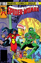 Spider-Woman Vol 1 45