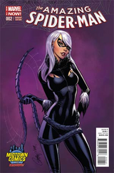 Amazing Spider-Man Vol 3 2 Variante Midtown Comics